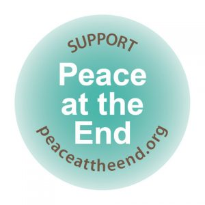 Support Peace at the End