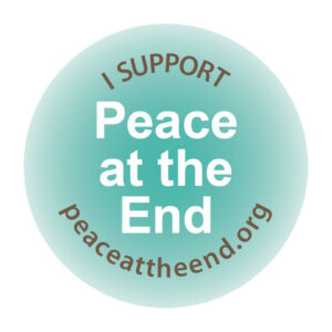I Support Peace at the End